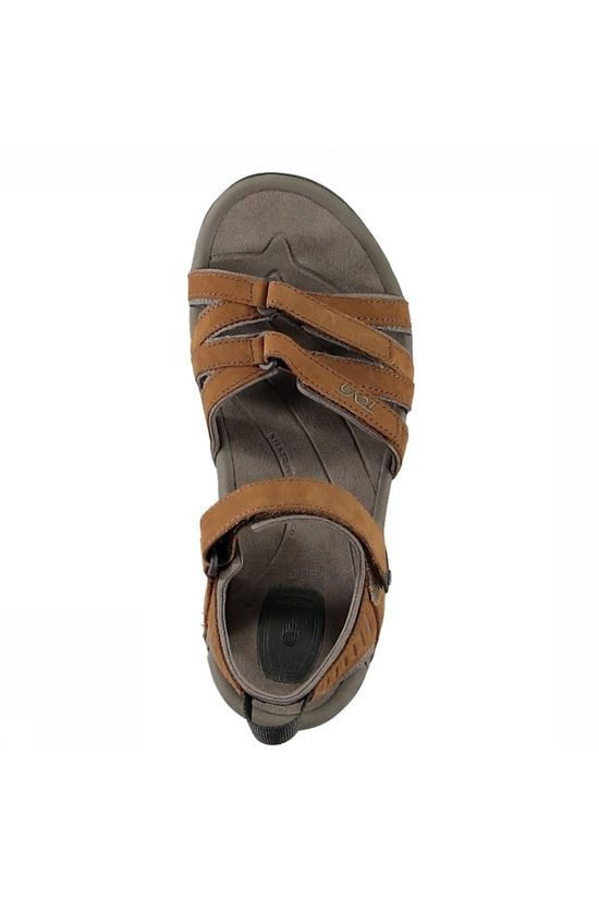 Teva Sandal Tirra Leather mid brown