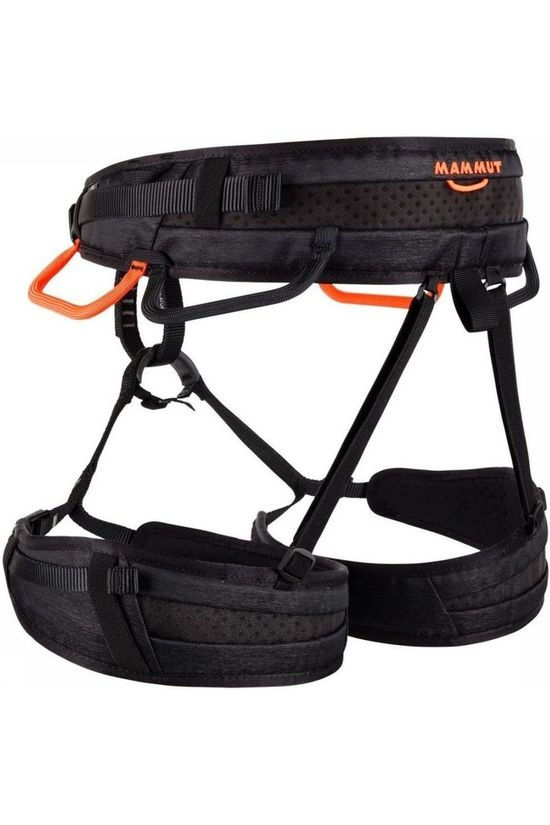 Mammut Gridle Ophir 4 Slide black/orange