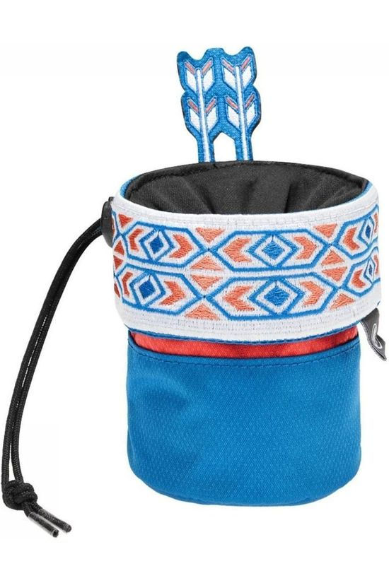 Mammut Chalk Bag Quiver Mid Blue/Assorted / Mixed