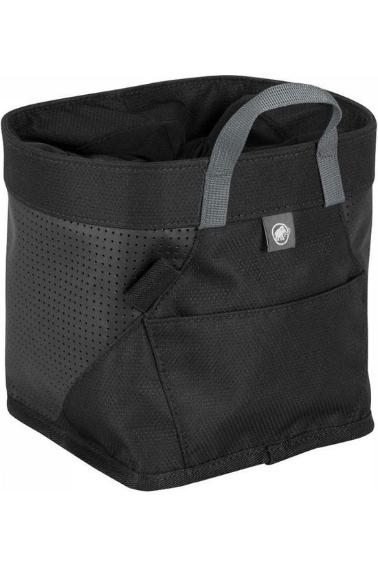 Mammut Chalk Bag Stitch Boulder black