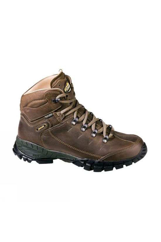 Meindl Shoe Stowe mid brown