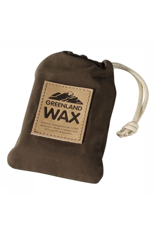 Fjällräven Greenland Wax Bag Assorti / Gemengd