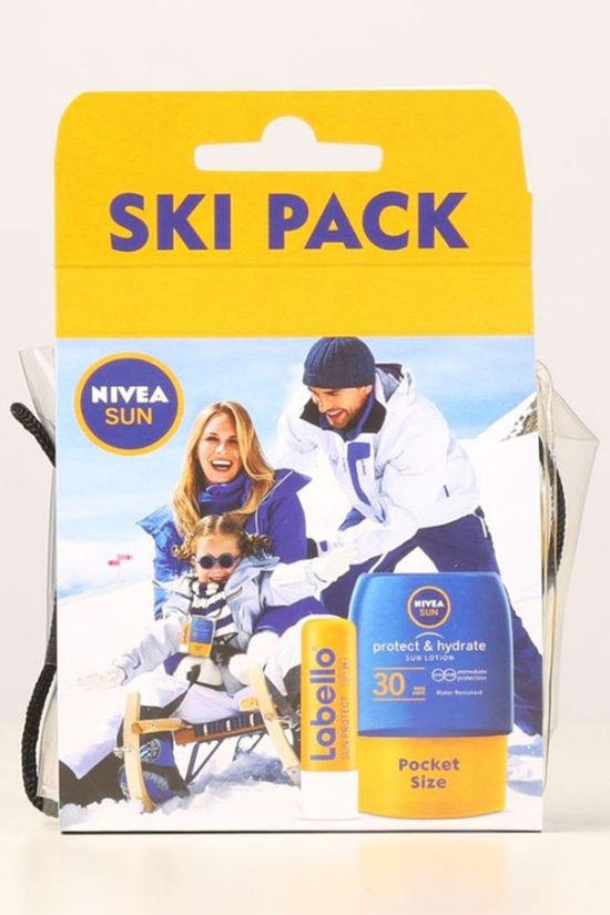 Nivea Sun Protection Ski Pack Adult No colour / Transparent
