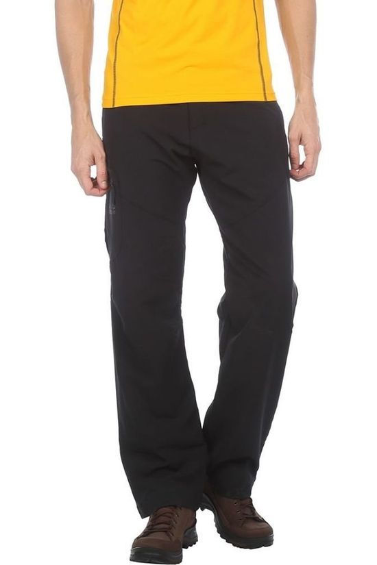 Jack Wolfskin Trousers Chilly Track XT black