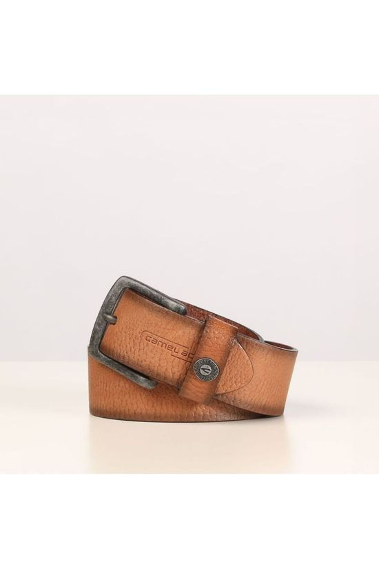 camel active Belt 9B18 light brown