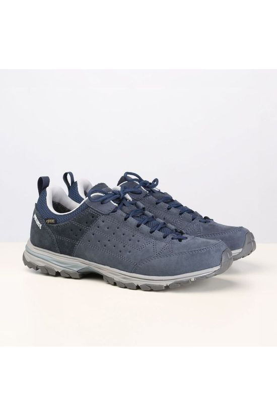 Meindl Shoe Durban Lady Gore-Tex Navy Blue