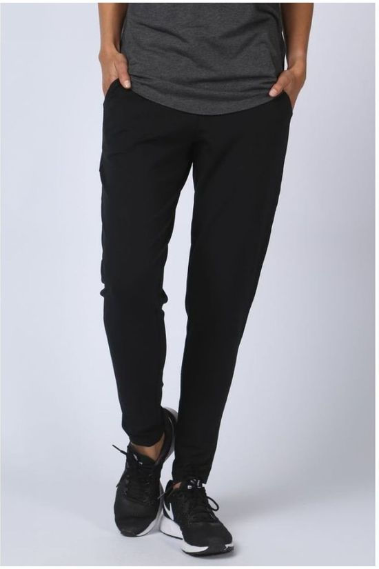 Esprit Sweat Pants Co/El With Pockets black