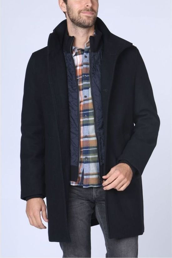 Esprit Coat 108Ee2G004 dark blue