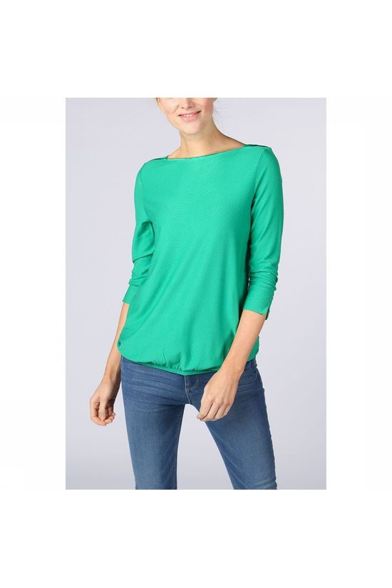 Tom Tailor T-Shirt 1008044 mid green