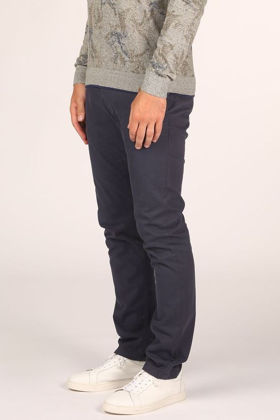 Tom Tailor Trousers 1012992 dark blue