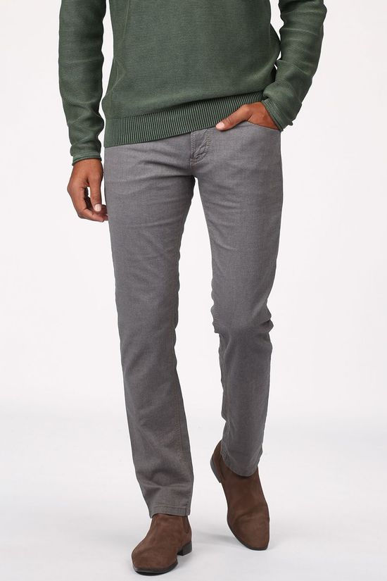 camel active Trousers Houston light grey