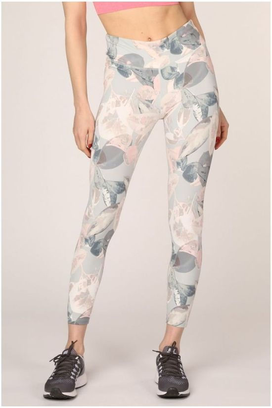 Esprit Legging Aop Tight Edry Lichtroze/Ass. Bloem