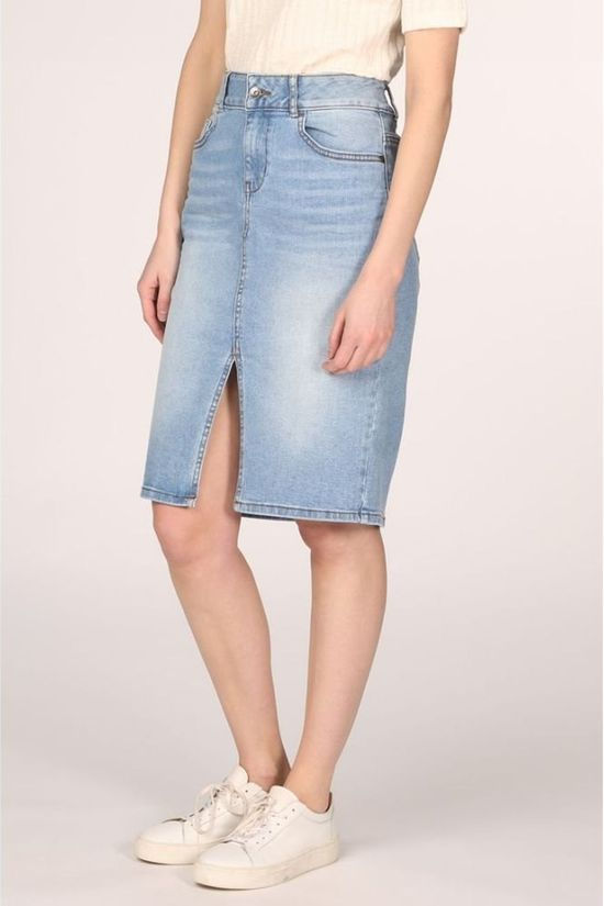 Tom Tailor Skirt 1017445 Light Blue (Jeans)