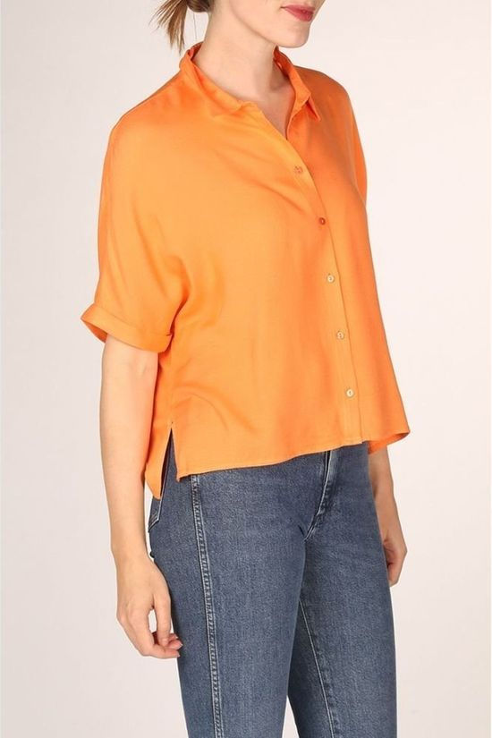 Tom Tailor Blouse 1017948 Oranje