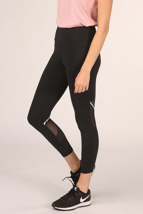 Esprit Tights Tight Edry Mesh Insert black