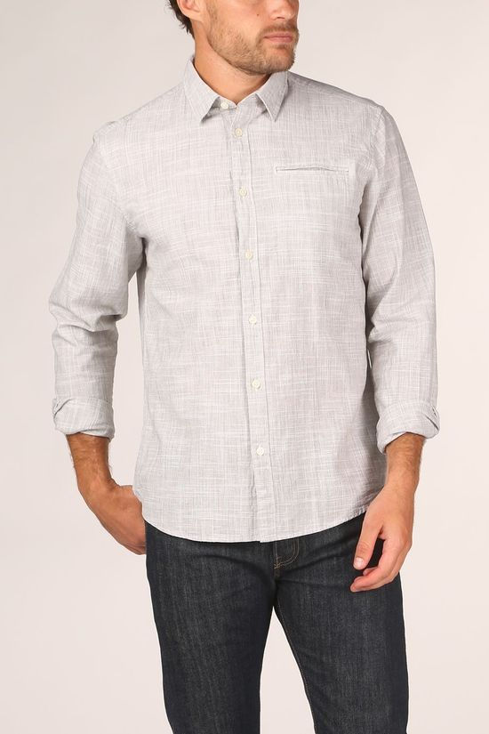 Esprit Shirt 070Ee2F302 light khaki
