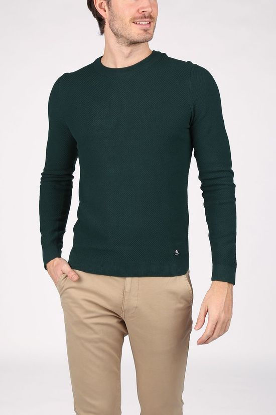 Tom Tailor Pullover 1025201 mid green