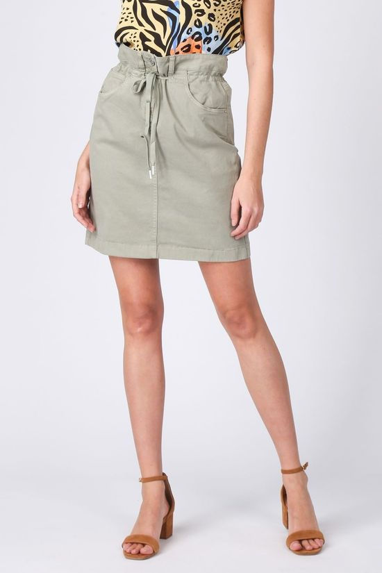 Tom Tailor Skirt 1025068 light green