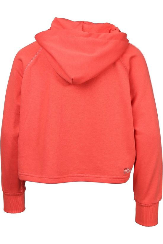 Fila Pullover Julica Taped Cropped mid pink