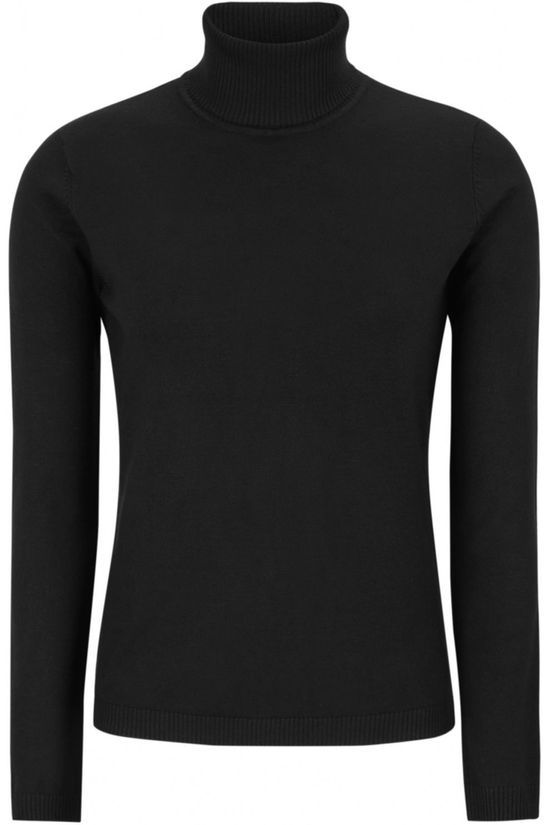 Soft Rebels Zara Rollneck Zwart