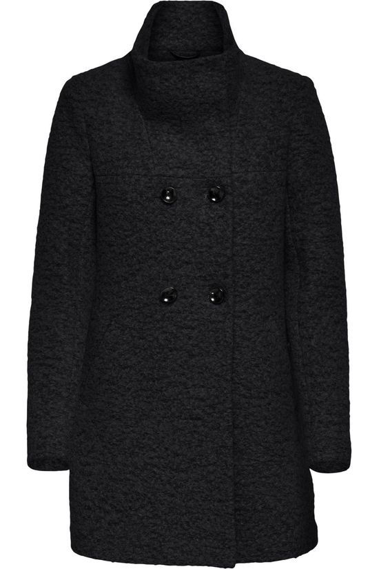 Only Jas newsophia Wool Zwart