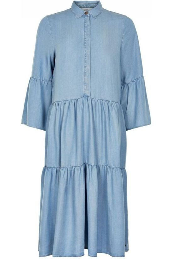 Numph Dress Nuanna Light Blue (Jeans)