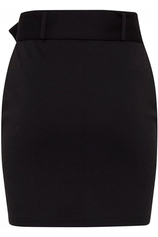 Ichi Skirt kate Belt Sk black