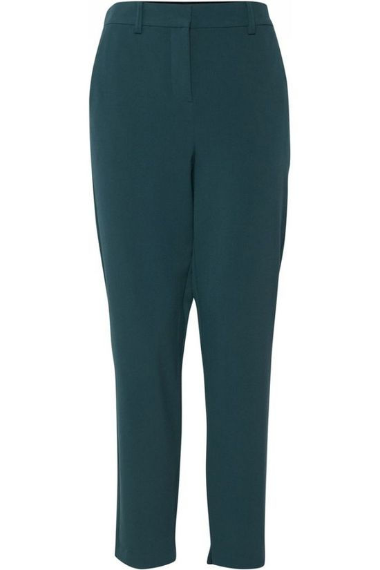 B.Young Trousers Danta Crop dark green