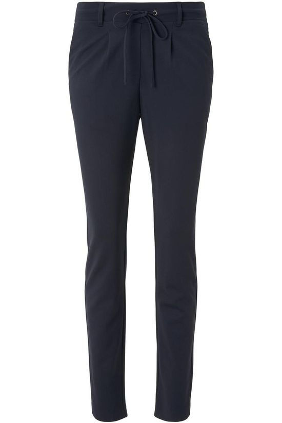 Tom Tailor Trousers 1008375 Navy Blue