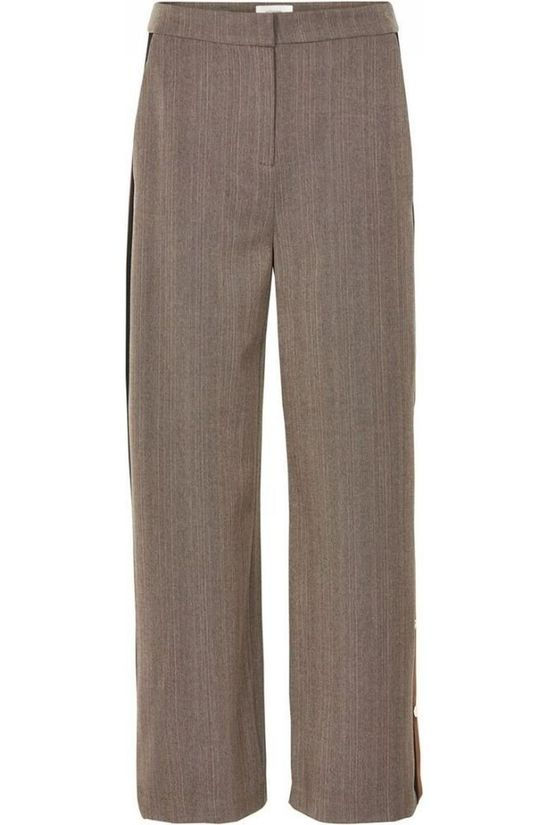 Numph Trousers Elisabetta Taupe