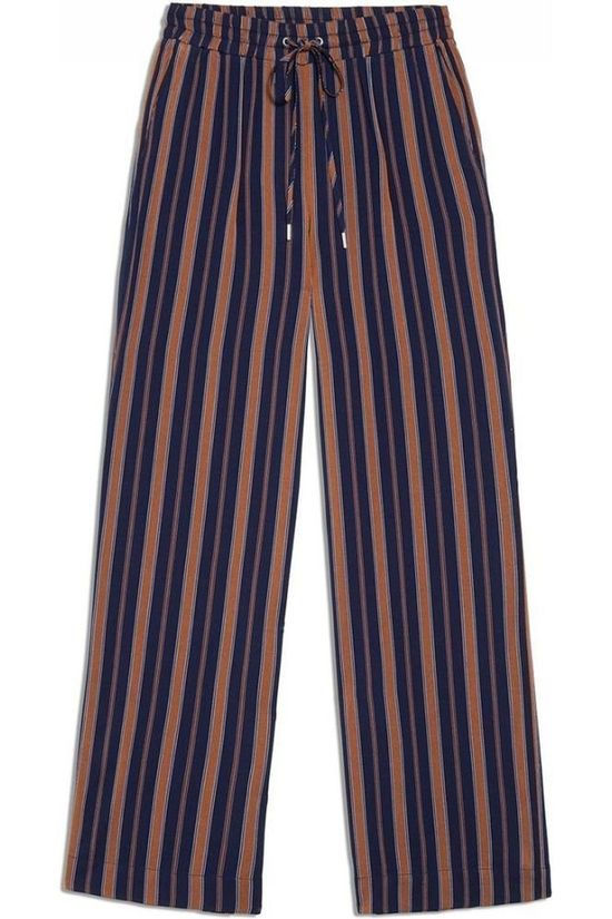 ARMEDANGELS Trousers Viviaan dark blue/rust