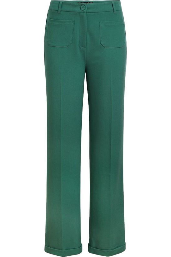 King Louie Trousers Garbo Pocket Pant Tuillerie light green