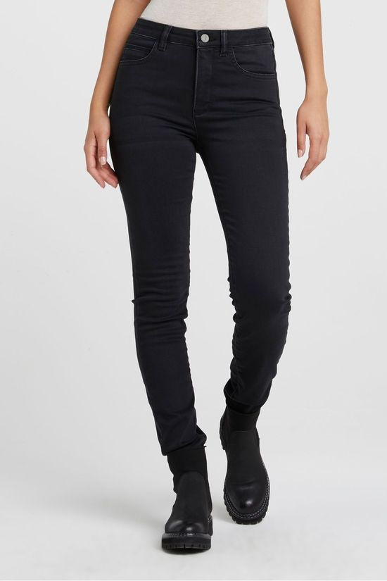 Yaya Jeans High Waist Skinny black
