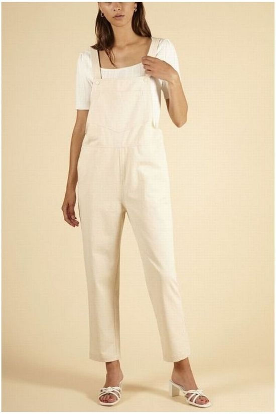 FRNCH Jumpsuit Maila off white