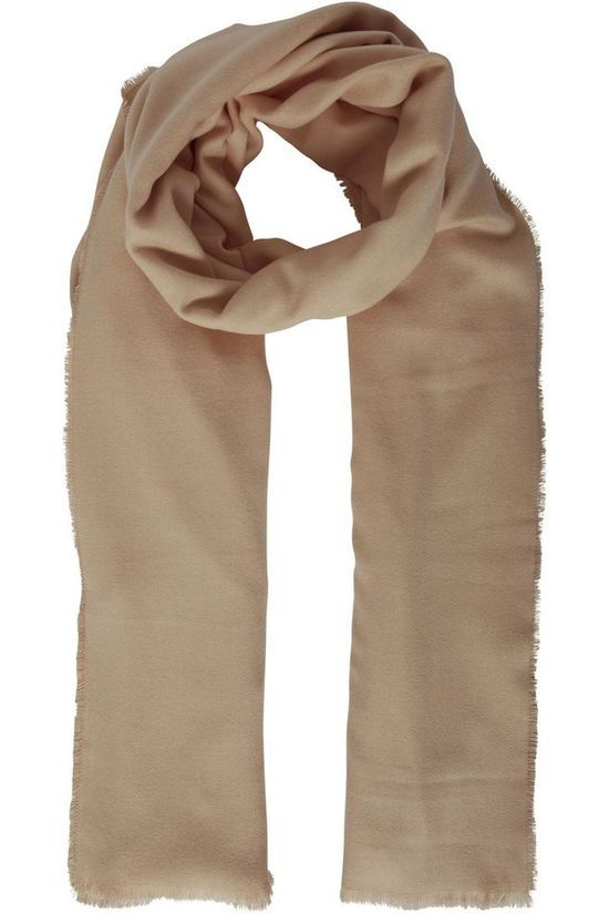 Ichi Scarf A Kelly mid brown