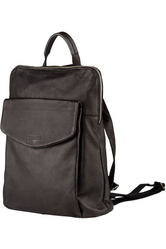 Burkely Sac Just Jackie Backpack Crossover Noir