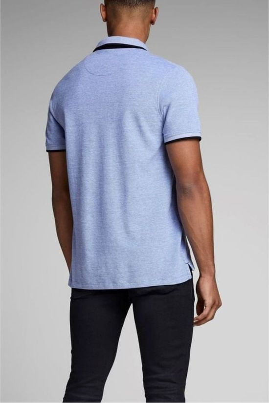 Jack & Jones Polo Paulos Middenblauw