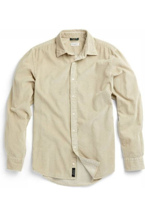 Mc Gregor Shirt Mm111000066 Sand Brown