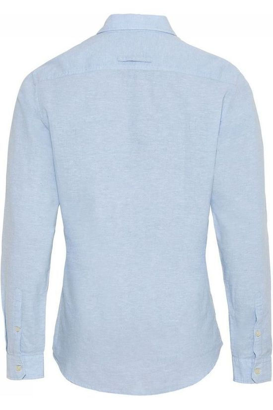 Camel Active Shirt 4091143S08 light blue