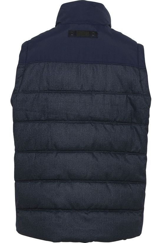 Camel Active Bodywarmer 4601604R68 Donkerblauw