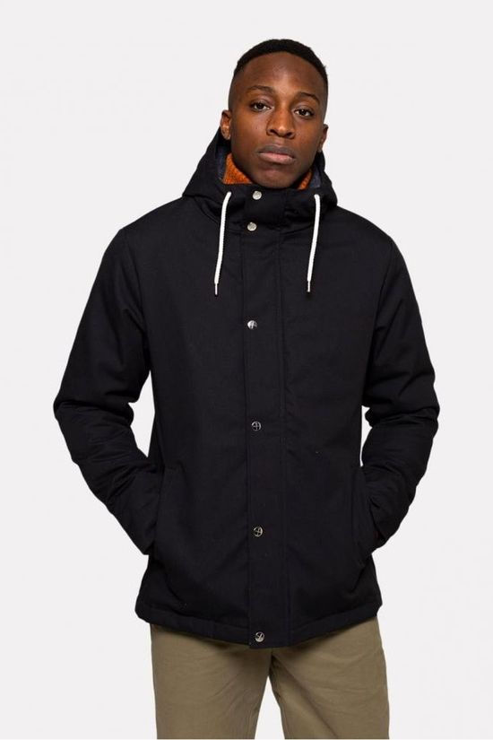 Revolution Coat 7311 X black