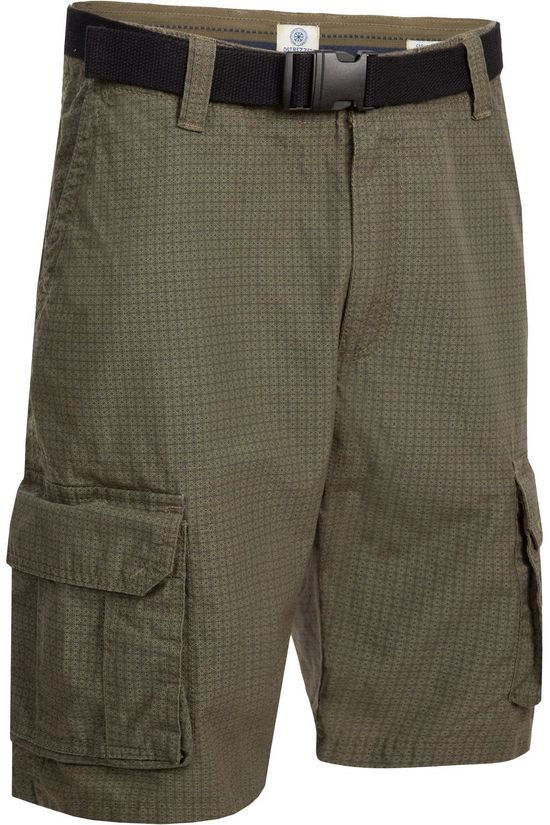 Dstrezzed Shorts 515226 Mid Khaki/Ass. Geometric