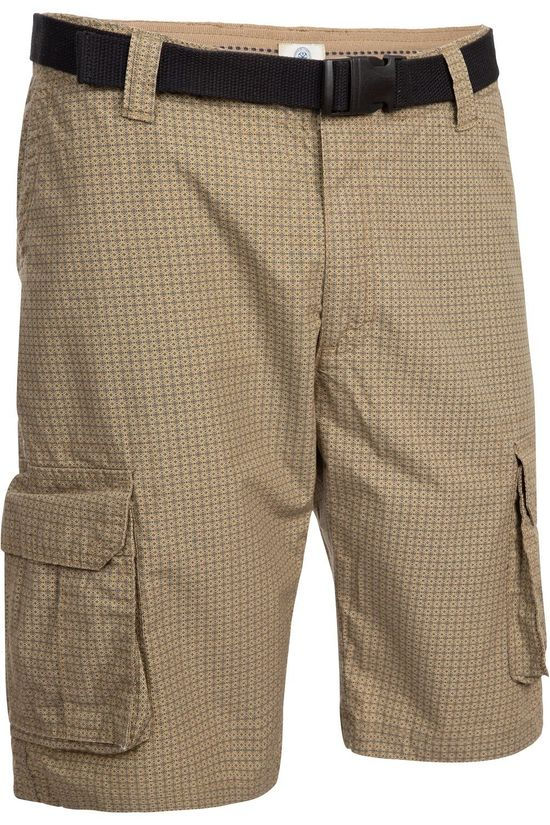 Dstrezzed Shorts 515226 Sand Brown/Ass. Geometric