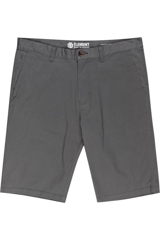 Element Short Howland Classic Middengrijs