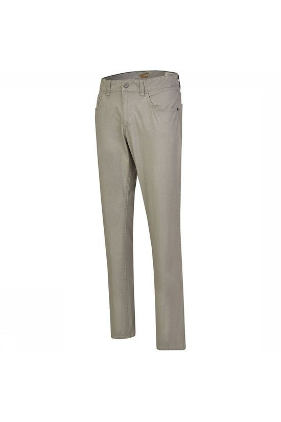 camel active Trousers 5-Pocket Woodstock mid grey