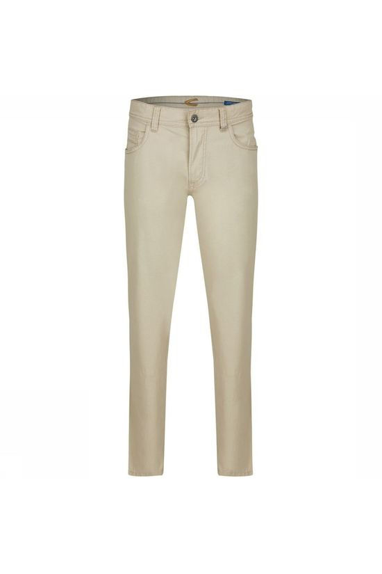 Camel Active Jeans 5-Pocket Houston Sand Brown