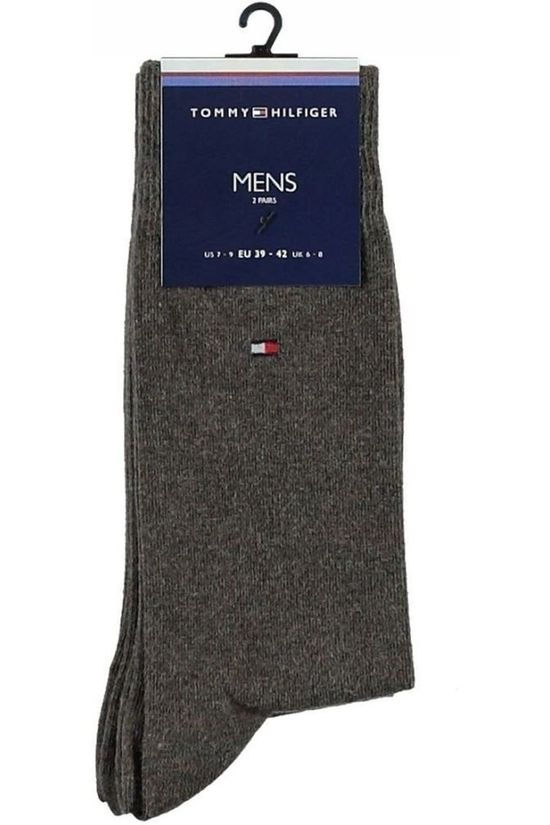 Tommy Hilfiger Socks Sock 37111 mid brown