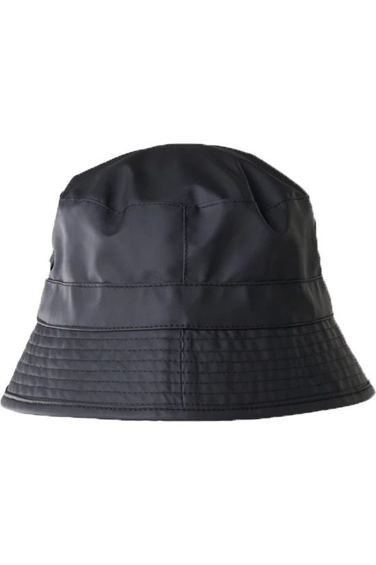 Rains Hat Bucket black