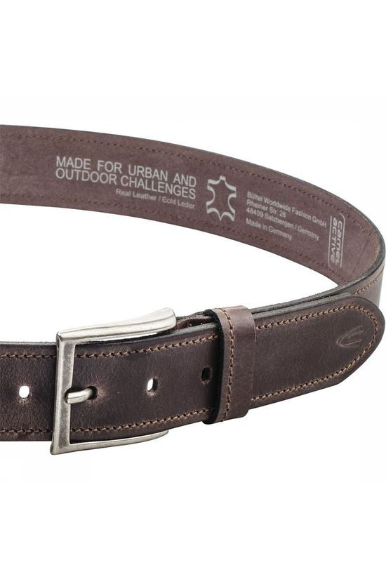 Camel Active Belt 402050/9B05 dark brown