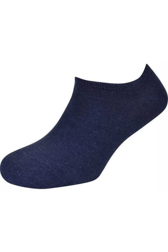 Tommy Hilfiger Socks Ankle-Deep Stocking 342023001 Blue (Jeans)